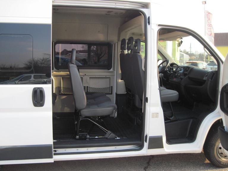 citro n jumper kombi bus l2h2 autohaus hentschl krems. Black Bedroom Furniture Sets. Home Design Ideas